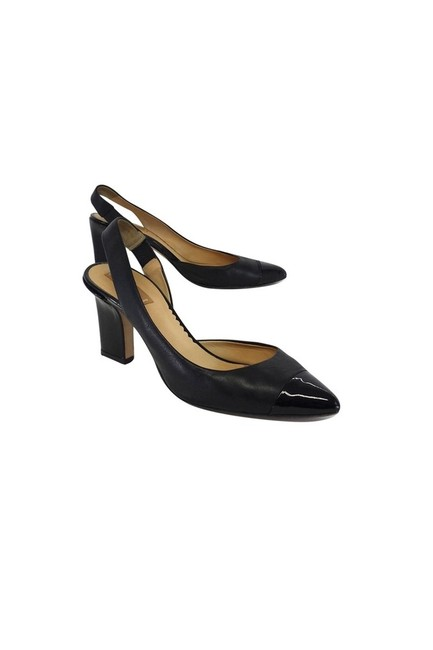 Item - Black Pumps Size US 7.5 Regular (M, B)