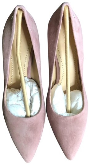 56de327165a Coach Dusty Rose Addie 90 Suede Pumps Size US 8 Regular (M