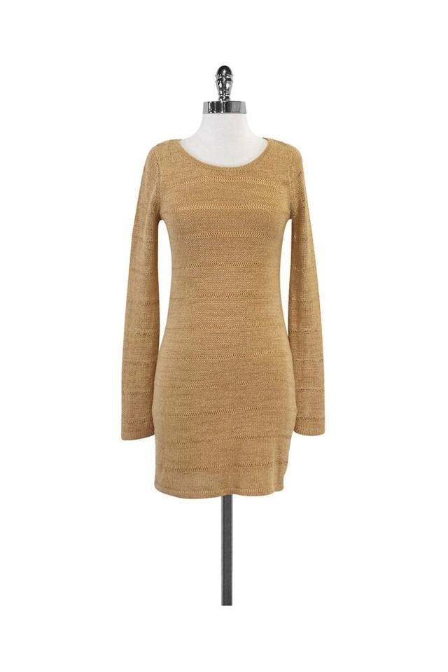 Rag Bone Tan Sweater Tradesy