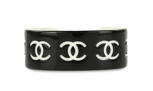 Chanel CC Resin Cuff