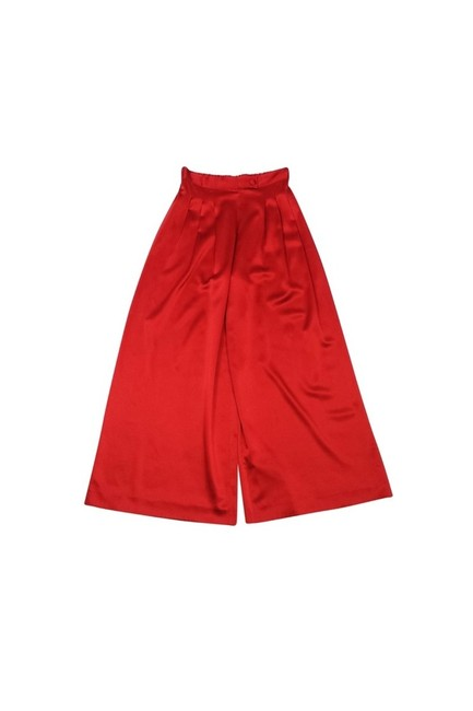 St. John Red Pants Size 6 (S) St. John Red Pants Size 6 (S) Image 1