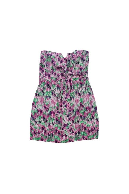 Item - Pink Short Casual Dress Size 4 (S)