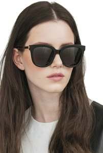 a84f143e8e4 Black Gentle Monster Sunglasses - Up to 70% off at Tradesy