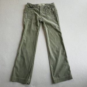 Anthropologie Relaxed Pants Light green
