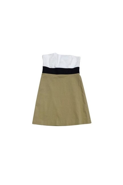 Item - Tan Short Casual Dress Size 10 (M)