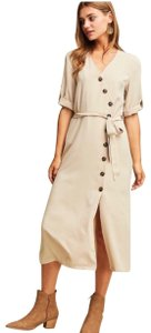 sand Maxi Dress by entro