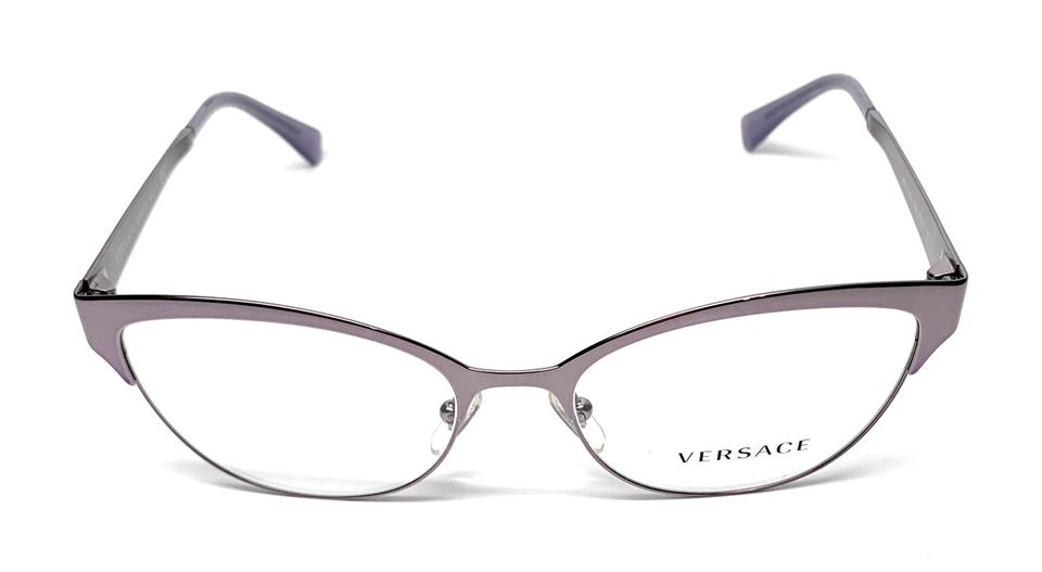 6a3ce5ae4e5 Versace NEW VE 1240 1023 LILAC WOMEN S AUTHENTIC FRAME 53-17 Image 0 ...