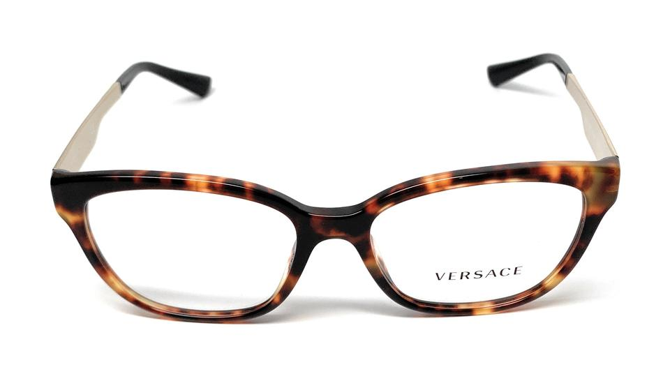 d6ca9a1af2af7 Versace Havana   Gold New Ve 3240 5208   Women s Frame 52-16 ...