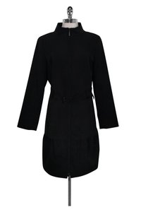 Doncaster Trench W/ Ruffle Coat