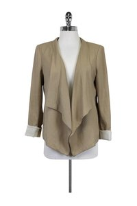 the latest b26de e0301 BCBGMAXAZRIA Tan Blazer