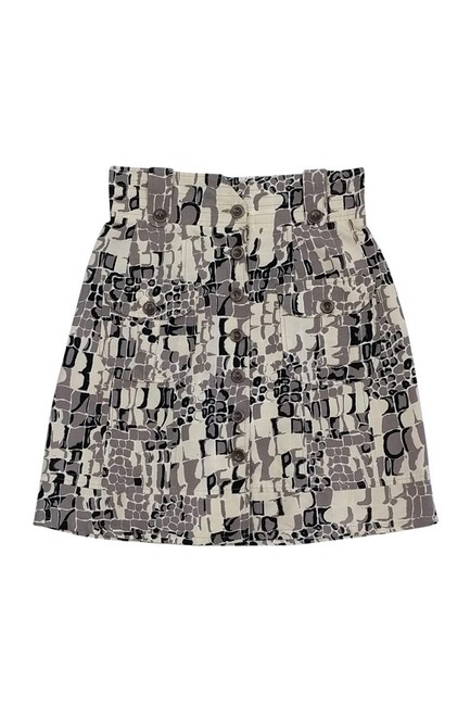 Item - Brown Skirt Size 6 (S)