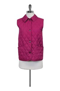 Burberry Quilted Vest