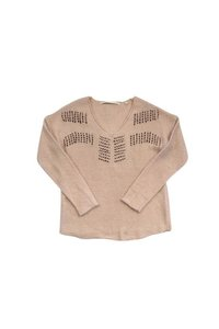 Twelfth Street by Cynthia Vincent St. Apricot Sweater