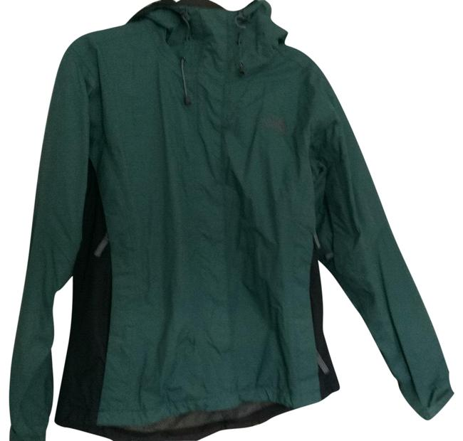 Item - Seafoam Green and Gray Jacket Size 10 (M)