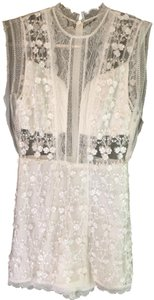 Alexis Embroidered Lace Scalloped Summer Dress