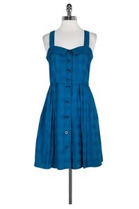 Marc by Marc Jacobs Dress Top Blue
