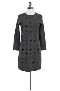 Marc by Marc Jacobs Grey Dress Sweater