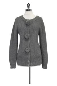 Marc by Marc Jacobs Grey Cardigan