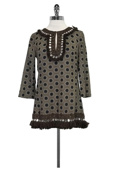 Item - Brown Tunic Size 6 (S)