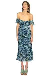 Olivaceous short dress green Take It Or Leaf on Tradesy