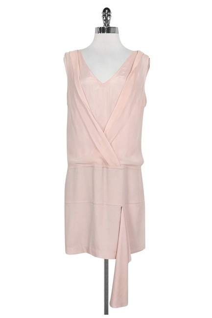 Preload https://img-static.tradesy.com/item/25212369/tracy-reese-pink-short-casual-dress-size-8-m-0-0-650-650.jpg