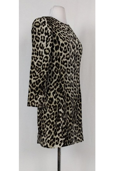 Rag & Bone short dress brown Leopard Print on Tradesy Image 1