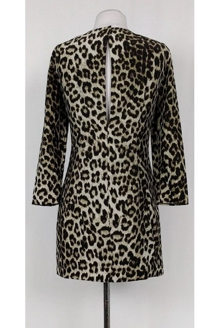 Rag & Bone short dress brown Leopard Print on Tradesy Image 2