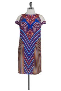 Gottex short dress Multicolor Printed on Tradesy