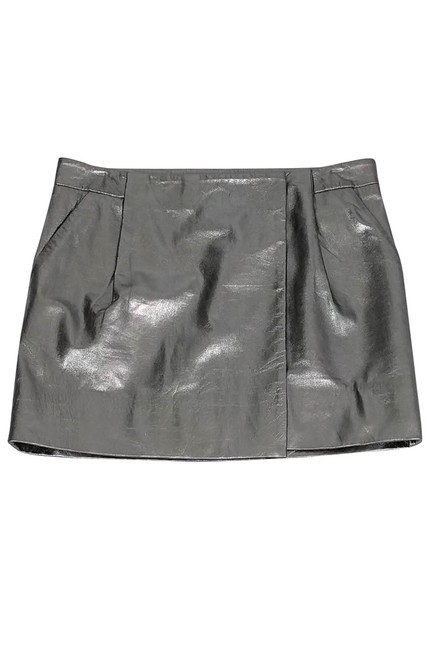 Item - Silver Skirt Size 4 (S)