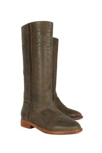 Joie Light Leather brown Boots