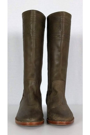 Joie Light Leather brown Boots Image 1
