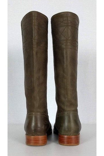 Joie Light Leather brown Boots Image 3