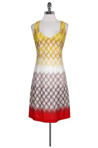 Missoni short dress Multicolor Pattern on Tradesy