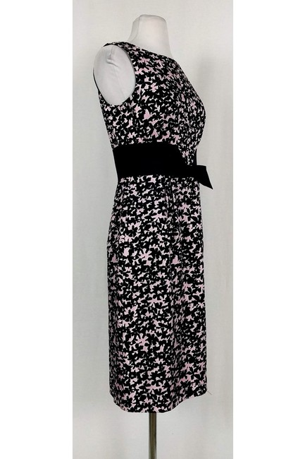 MILLY short dress Black Pink Printed on Tradesy Image 1