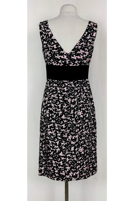 MILLY short dress Black Pink Printed on Tradesy Image 2