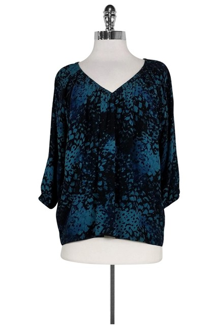 Preload https://img-static.tradesy.com/item/25213182/rebecca-taylor-blue-blouse-size-2-xs-0-0-650-650.jpg