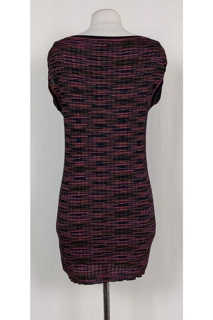 Missoni short dress pink Multicolor Knit on Tradesy Image 2