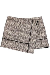 Proenza Schouler Multicolor Tweed Mini Skirt