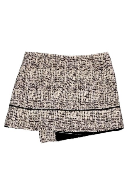 Proenza Schouler Multicolor Tweed Mini Skirt Image 1
