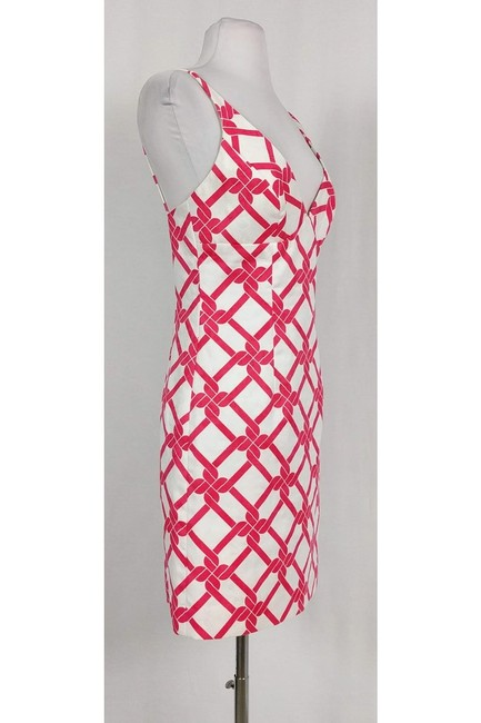MILLY short dress Pink White Knot on Tradesy Image 1
