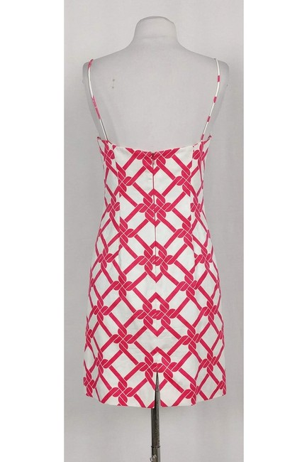 MILLY short dress Pink White Knot on Tradesy Image 2