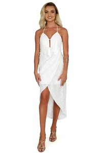 The Room short dress white Au Bon Pane Tulip on Tradesy
