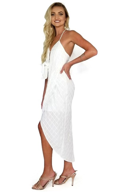 The Room short dress white Au Bon Pane Tulip on Tradesy Image 1