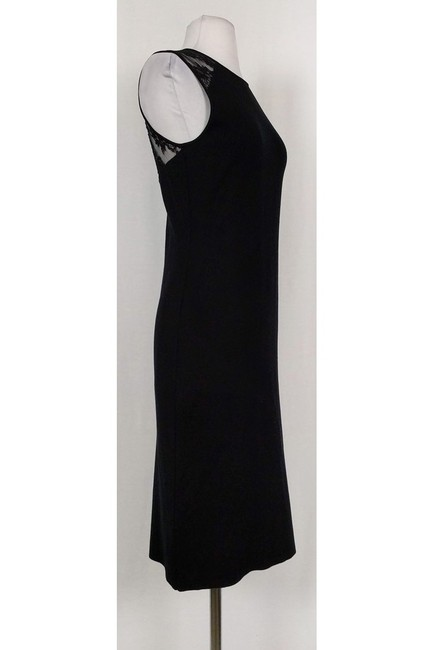 Ralph Lauren short dress Black Fitted Knit on Tradesy Image 1