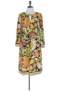 Trina Turk short dress Floral Multicolor on Tradesy
