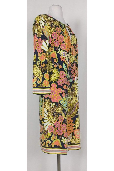 Trina Turk short dress Floral Multicolor on Tradesy Image 1