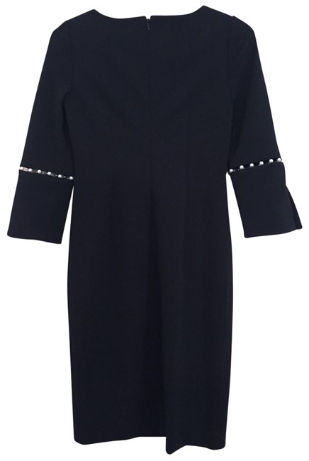 Preload https://img-static.tradesy.com/item/25213708/calvin-klein-black-faux-pearls-elegant-little-with-design-on-arms-mid-length-cocktail-dress-size-pet-0-1-650-650.jpg