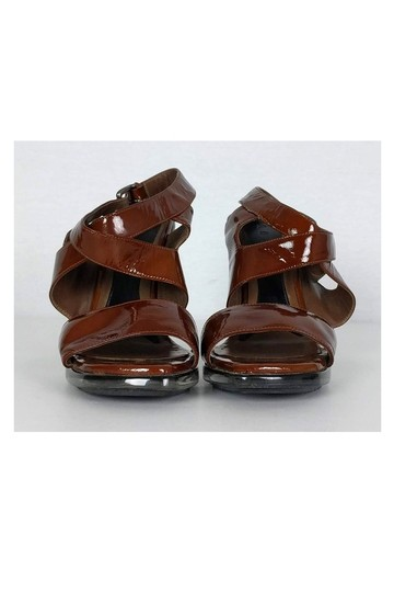 Marni Patent Leather brown Pumps Image 1