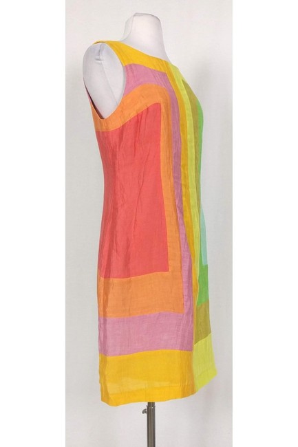 Tracy Reese short dress Multicolor Shift on Tradesy Image 1