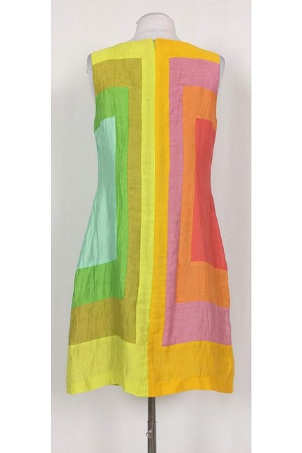 Tracy Reese short dress Multicolor Shift on Tradesy Image 2